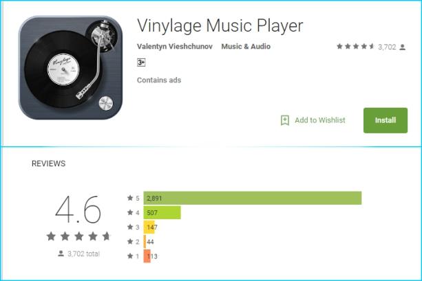 Aplikasi Pemutar Musik Terbaik untuk Android