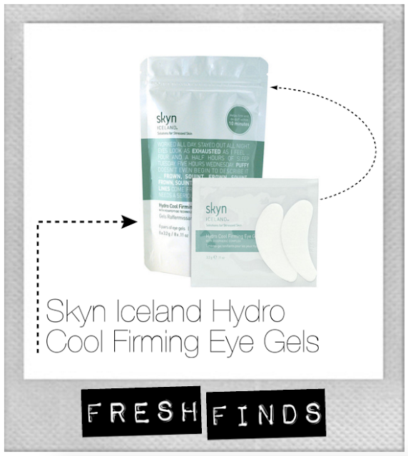 beauty, Skyn Iceland, Hydro Cool, firming, eye gels, Icelandic, Icelandic Glacial Water, eye hydrator, eye care, under eye, dark circles, puffiness, wrinkles, anti-wrinkle, tone, brighten