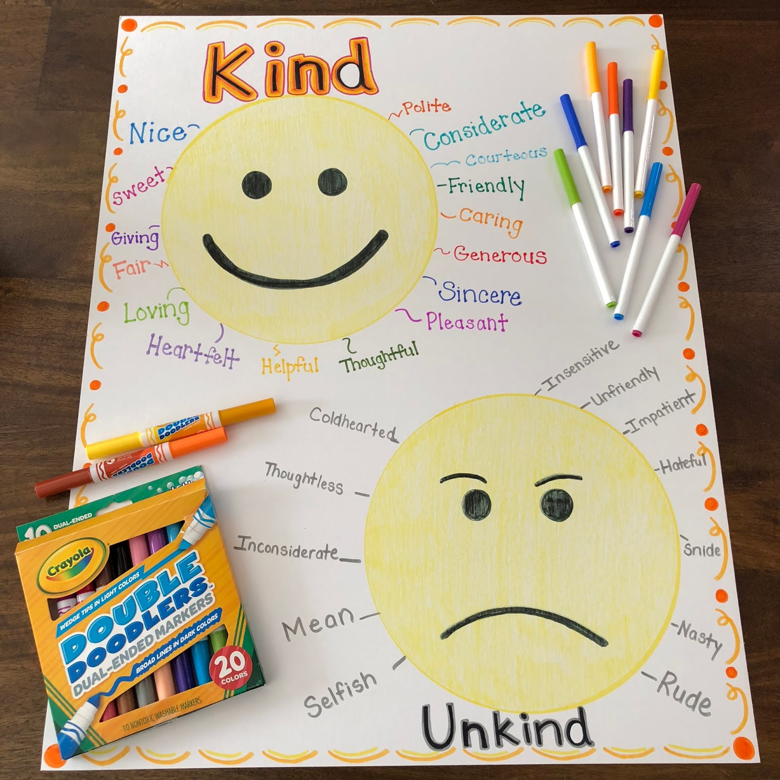Be Kind Promoting Kindness In The Classroom