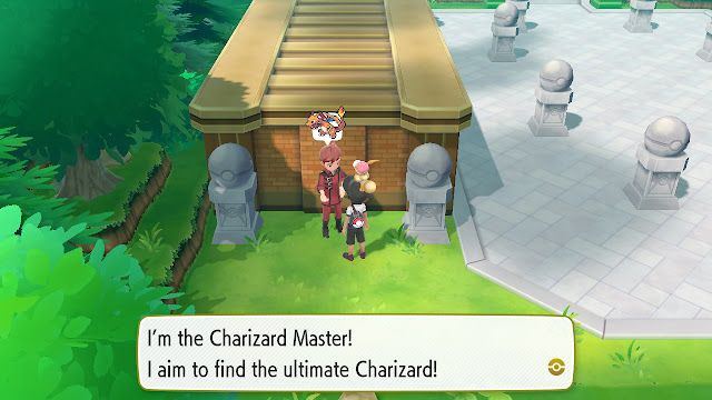 What is left to do in Pokémon Let's Go Pikachu/Eevee? Master Trainers
