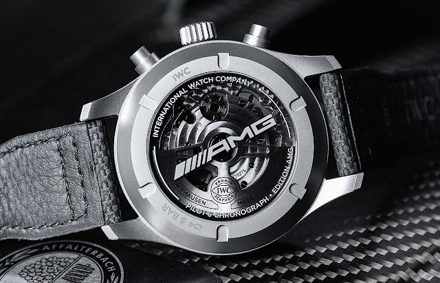 IWC Pilot's Watch Chronograph Edition AMG IW377903