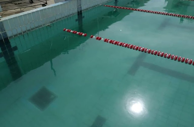 ME  ανοικτά κολυμβητήρια οι αθλητές και οι υποψήφιοι των Πανελλαδικών εξετάσεων