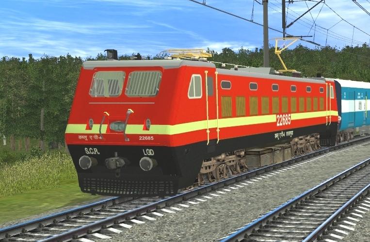 Indian Railways Fan Page: Indian Railways add-ons for Auran