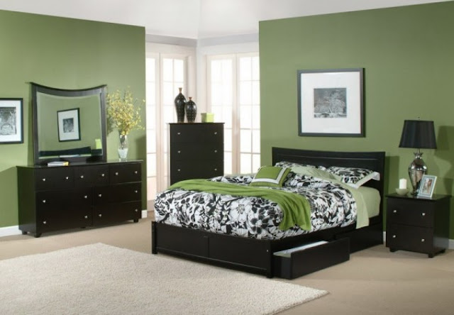 Master Bedroom Paint Colors Ideas - 5 Small Interior Ideas