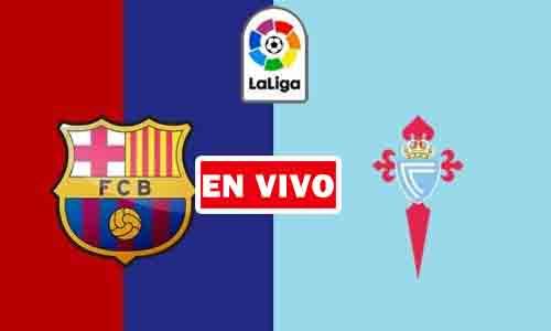 EN VIVO | Barcelona vs. Celta Jornada 37 de la Liga Española ¿Dónde ver el partido online gratis en internet?