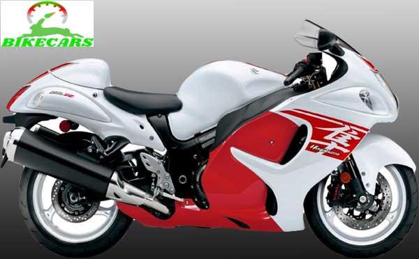 2018 Suzuki Hayabusa Launched At Rs 13 88 Lakh In India Bikecarsworld