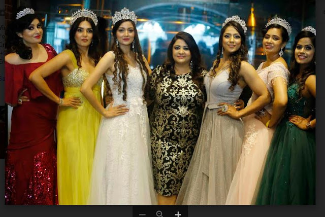 Glamour Gurgaon announces its winners of  Mrs. Delhi-NCR 2019