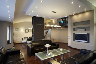 The selection of living room lighting ideas styles and designs 6