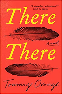 what i m reading: there, there by tommy orange