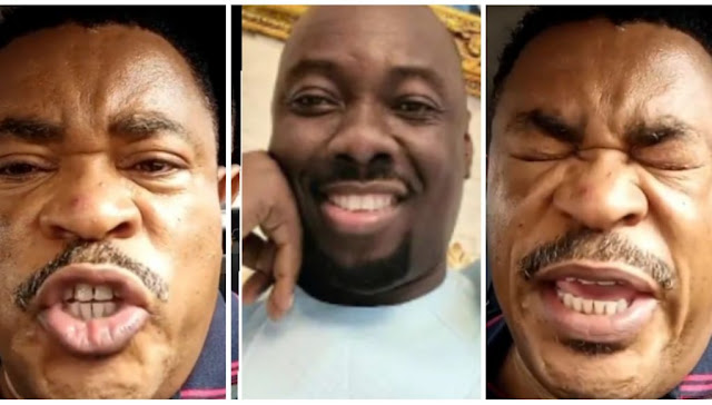 My mom has been appearing in my dream saying I should re-bury her– Victor Osuagwu cries out