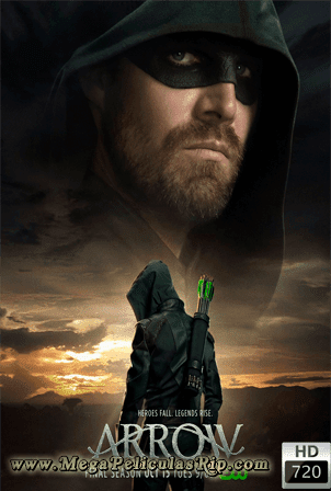 Arrow Temporada 8 [720p] [Latino-Ingles] [MEGA]
