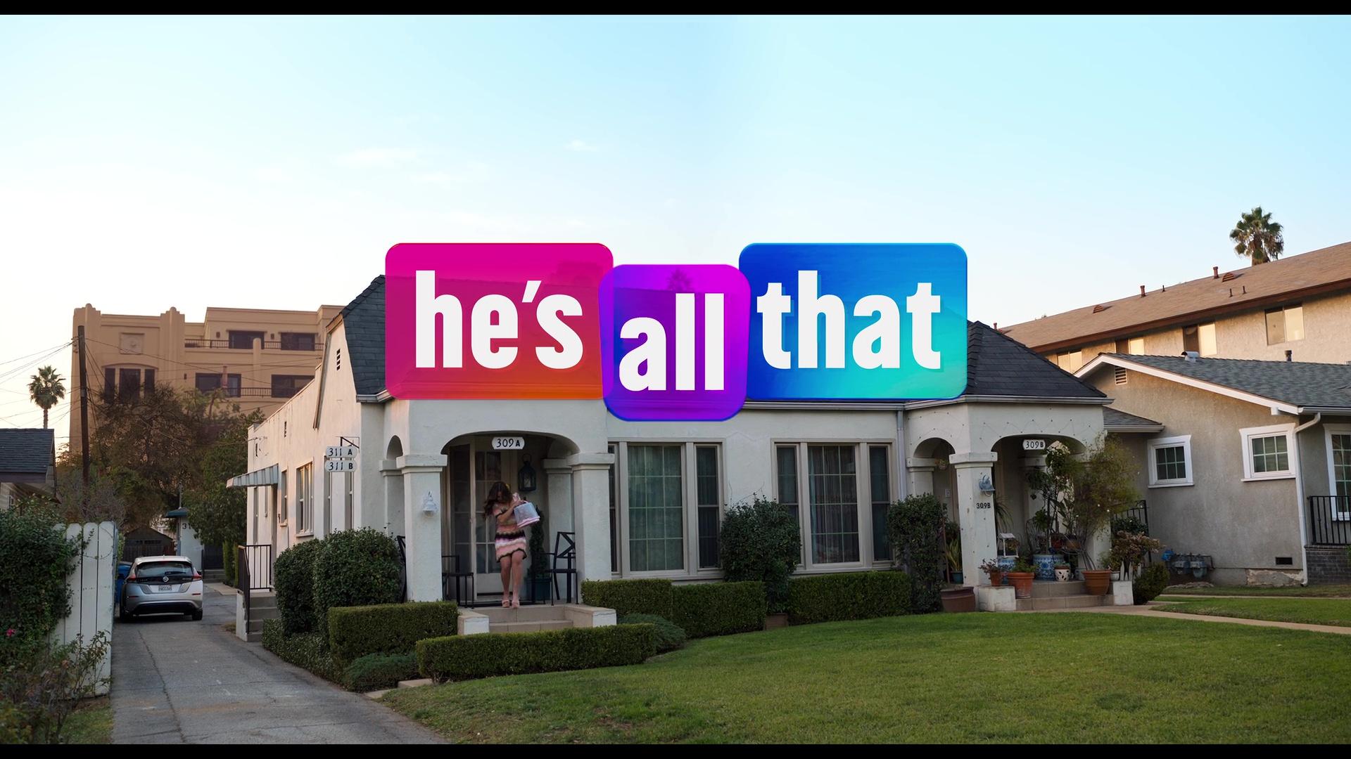 Él es así (2021) 1080p WEB-DL Latino