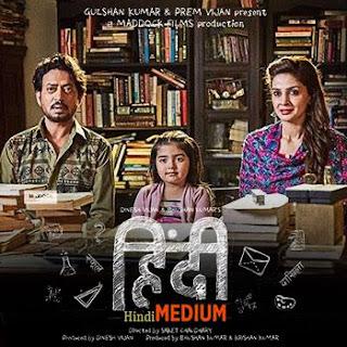 Download Nonton Film Hindi Medium (2017) Bluray Subtitle Indonesia