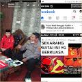 Ketua DPC PDI P Sungai Penuh Resmi Laporkan Akun FB Wendi Putra Naggut Parikh Ke Polres Kerinci