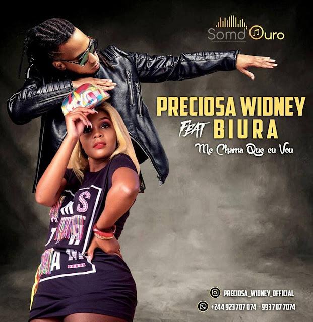 Preciosa Widney - Me Chama Que Eu Vou (feat. Biura)