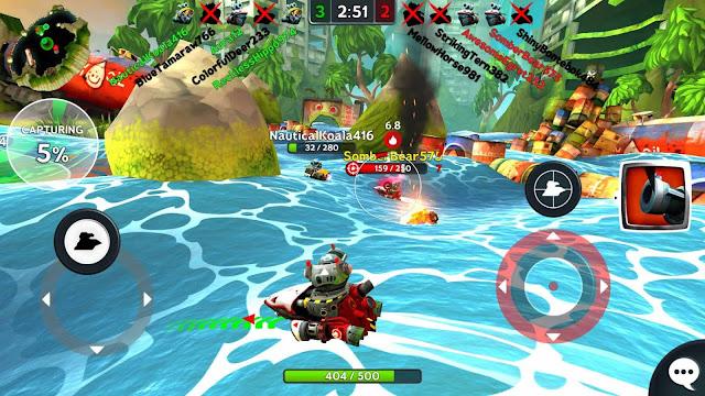 تحميل لعبة Battle Bay