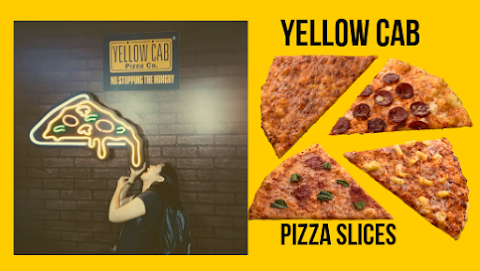 Yellow Cab launches XL Pizza Slices
