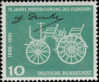 Germany Early Daimler Car