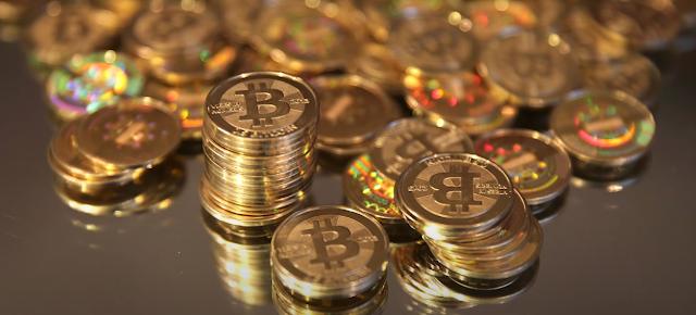 Đồng tiền điện tử Bitcoin (Ảnh minh họa)