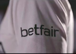 Betfair patrocinador del Sevilla las dos proximas temporadas