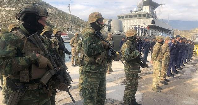 Ένταση στα Ίμια και αστάθεια στις ΗΠΑ: Επιφυλακή στο Ελληνικό επιτελείο-Εγρήγορση σε ακριτικά νησιά και βραχονησίδες