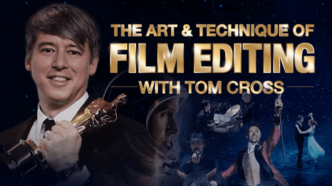 The Art & Technique of Film Editing[Mzed][Tom Cross][Free Course Download]