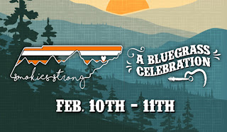 Bluegrass celebration in the Smokies