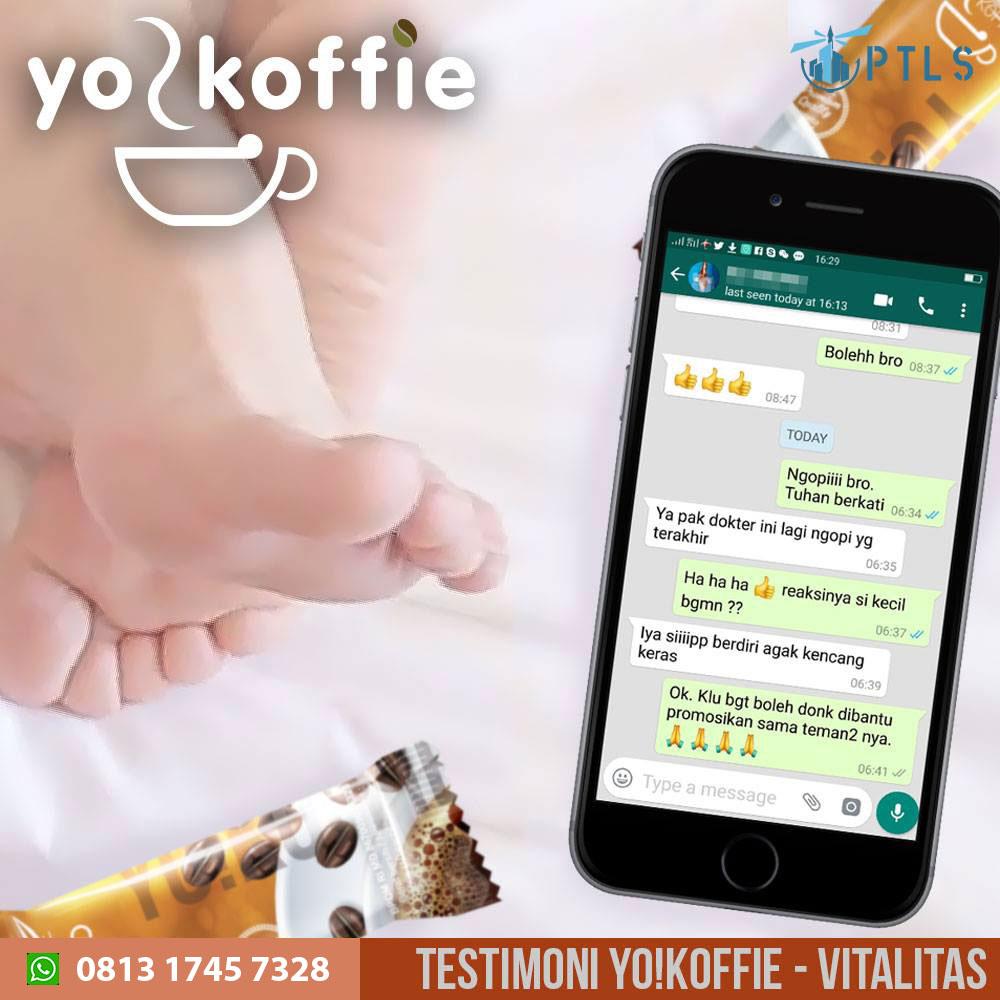 Testimoni Yo Koffie