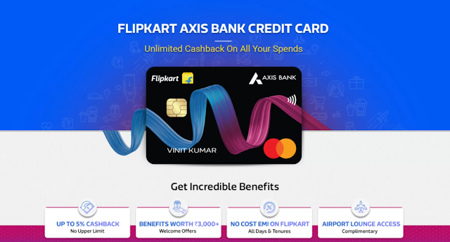 How To Apply For Flipkart Axis Bank Credit Card