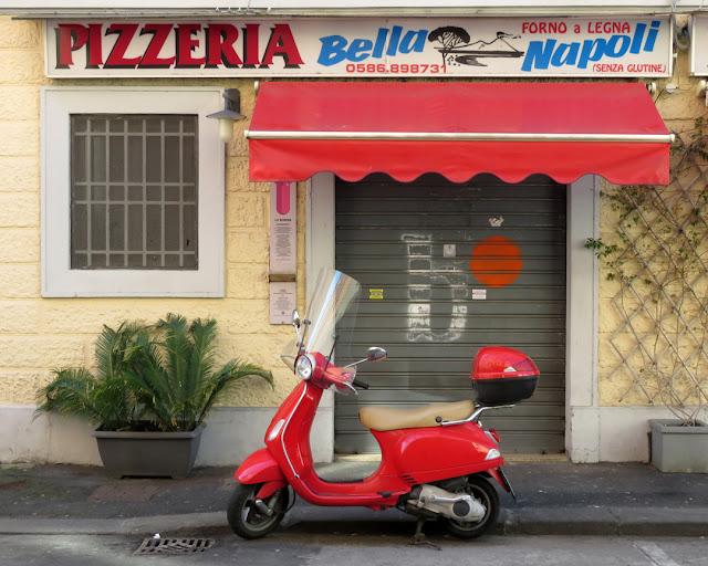 Pizzeria Bella Napoli, Via Sardi, Livorno