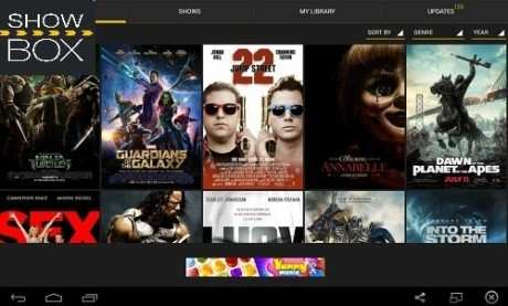 Free Movies e film, serie tv su android gratis in streaming