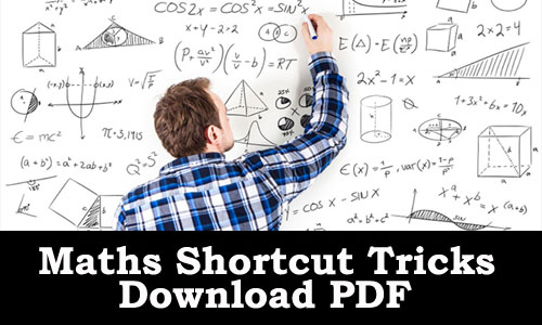 Easy Short Cuts in Mathematics- Download | 101 Short Cuts in Mathematics solving problems Additions Subtractions Multiplication Divisions | Useful Mathematics Short Cuts | Easy way to Teach Maths | Download Maths Short Cuts | Usefull for Maths Teachers
