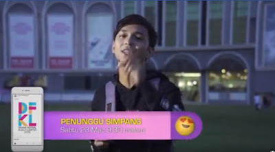 Cerekarama penuh Penunggu Simpang dibintangi Aiman Tino