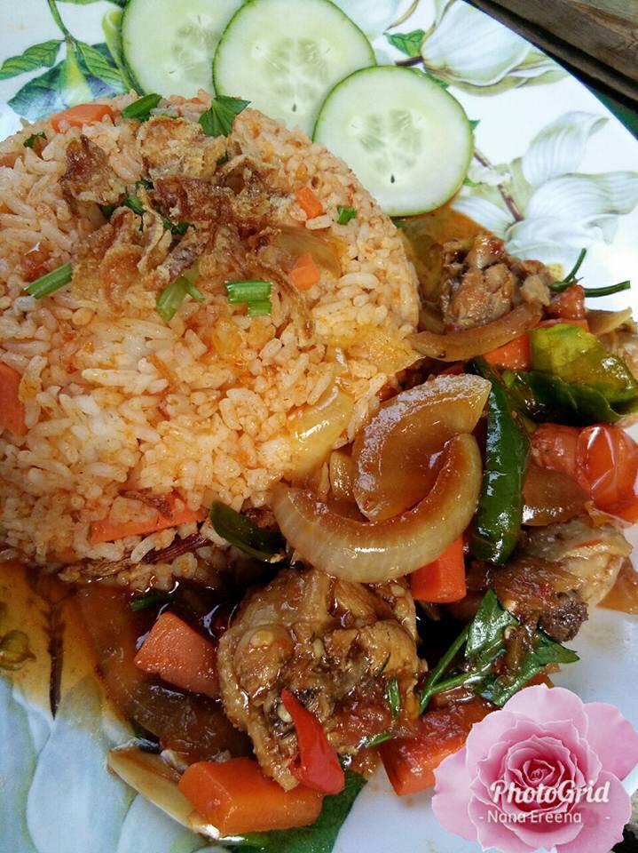 Resepi nasi goreng sedap