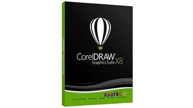 تحميل برنامج كوريل درو CorelDRAW X8 كامل مع التفعيل