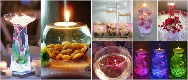 Aprende c mo hacer hermosas velas de agua para vender o regalar mimundomanual - Velas de agua ...