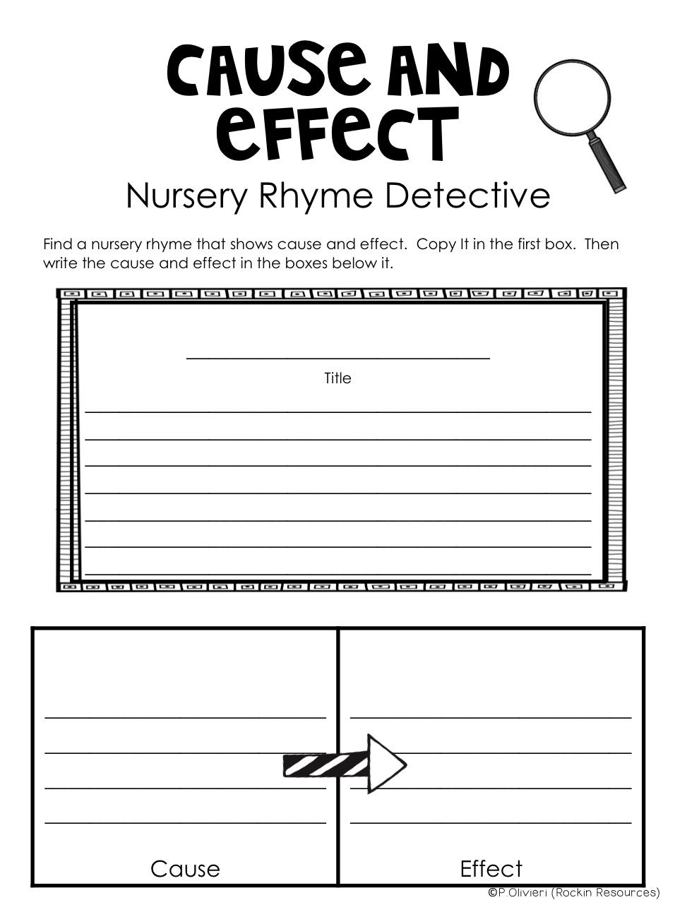 small resolution of 7 Ways to Teach Cause and Effect   Rockin Resources