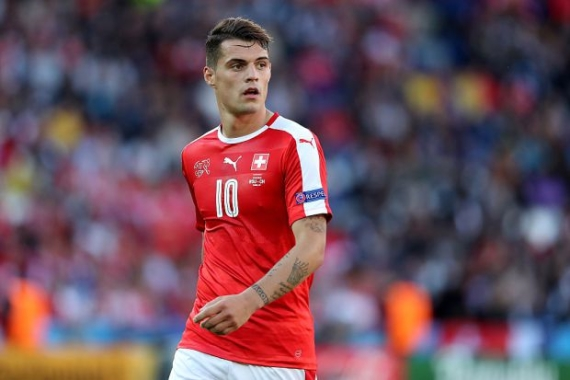 Granit Xhaka cost Arsenal around £30 million