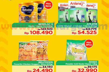 Katalog TIPTOP Promo JSM Weekend 29 - 31 Maret 2019