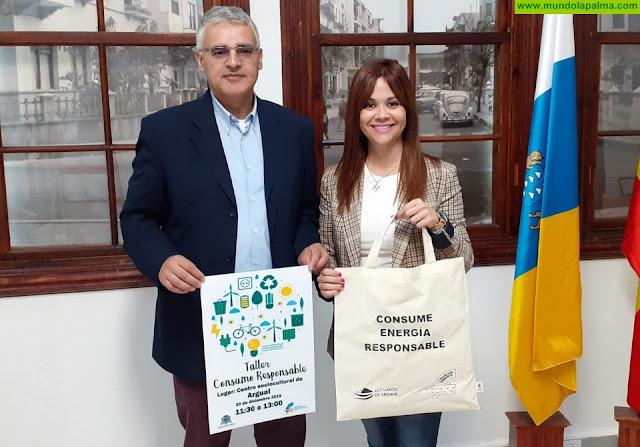 El Ayuntamiento de Los Llanos de Aridane pone en marcha dos Talleres de Consumo Responsable y Ahorro Energético