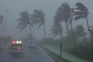 PB tem perigo potencial de chuvas e ventos em 62 cidades; inclusive Litoral, Agreste e Brejo.