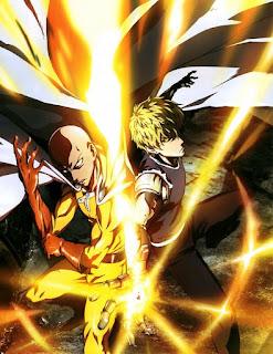 تقرير أوفا رجل اللكمة الواحدة الموسم الثاني One Punch Man 2nd Season OVA