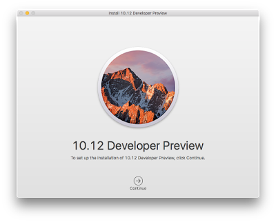 How To Install macOS Sierra Developer Preview on a Hackintosh