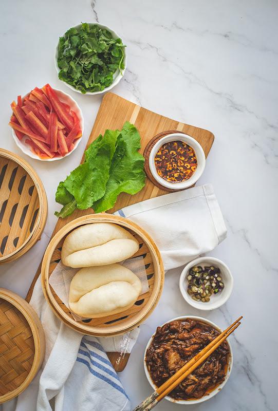 steamed bao video recipe