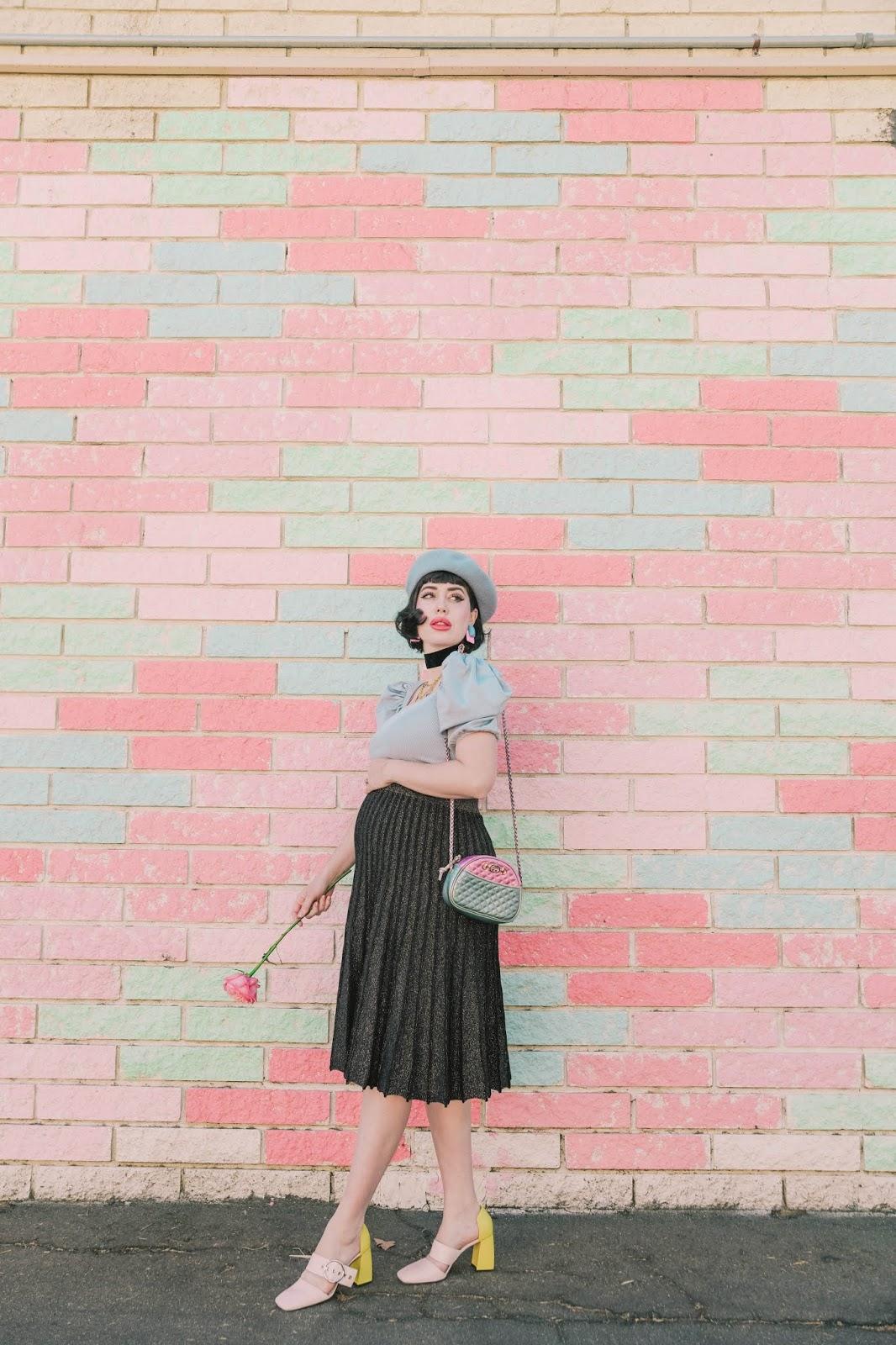 Pink Blush Maternity
