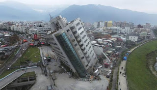 Geosificos pronostican Terremoto luego tsunam en peru.