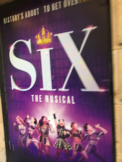 Six The Musical Broadway Doors