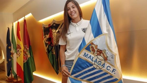 Oficial: Málaga Femenino, Postigo renueva una temporada