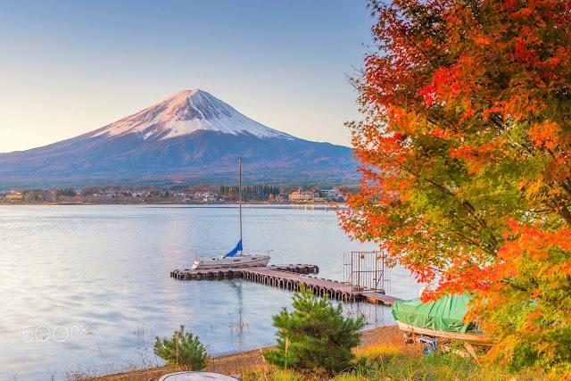 Tham quan núi Phú Sĩ Nhật Bản