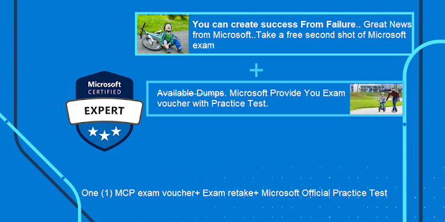 Microsoft Exam Replay offer